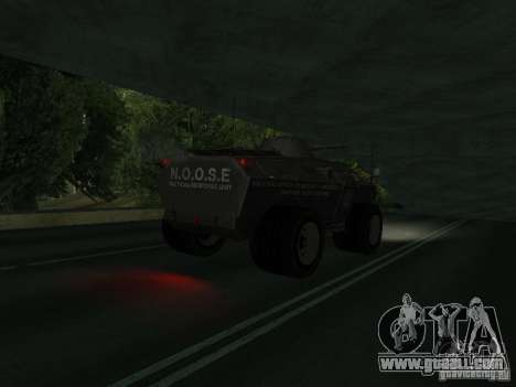 APC from GTA TBoGT IVF for GTA San Andreas right view