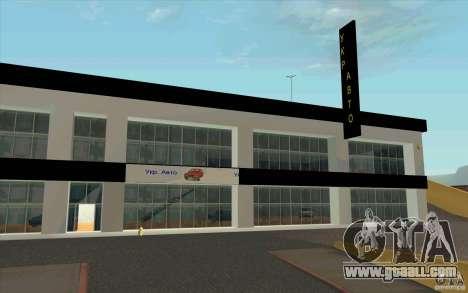 Ukravto Corporation for GTA San Andreas second screenshot