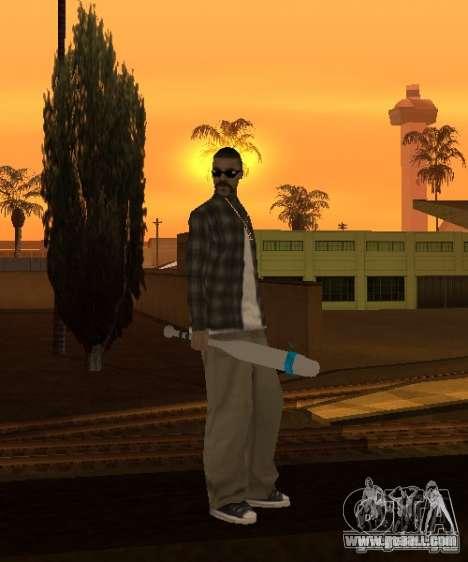 Bat El Coronos v.1.0 for GTA San Andreas third screenshot