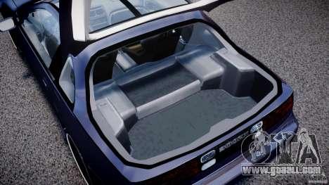 Nissan 300zx Fairlady Z32 for GTA 4 side view