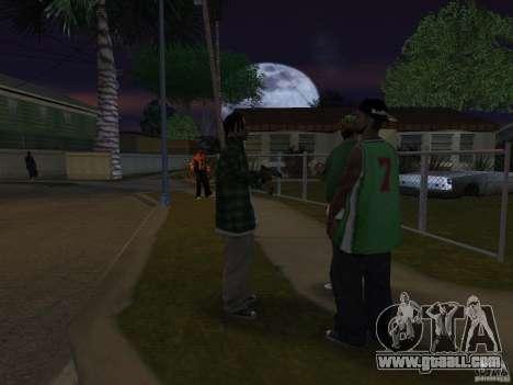 Pak domestic weapons version 4 for GTA San Andreas sixth screenshot