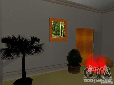 New wardrobe for GTA San Andreas second screenshot