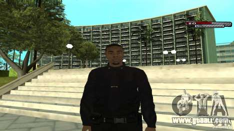 Police officer for GTA San Andreas