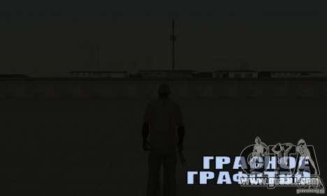 Sohranâjsâ wherever you want for GTA San Andreas third screenshot