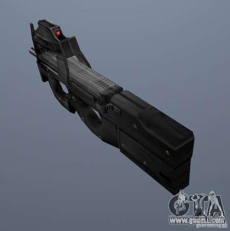 CS Guns Beta 1B for GTA San Andreas sixth screenshot