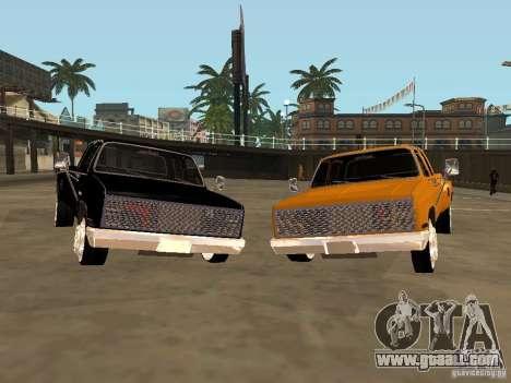 Chevrolet Silverado Lowrider for GTA San Andreas