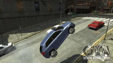 Audi S3 2006 v1.1 tonirovanaâ for GTA 4 back view