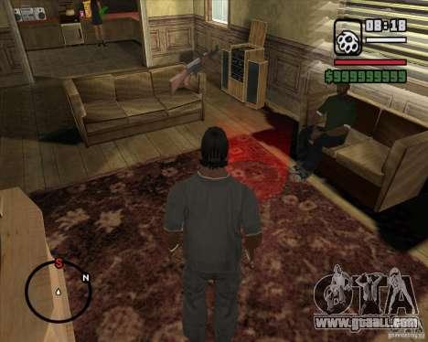 Greetings 2U: GS for GTA San Andreas fifth screenshot