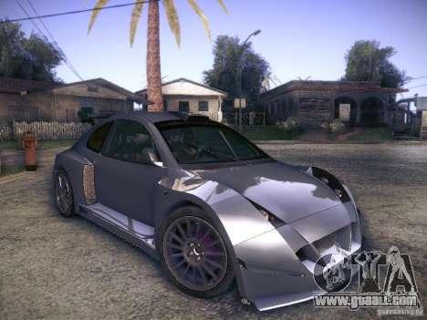 Colin McRae R4 for GTA San Andreas right view