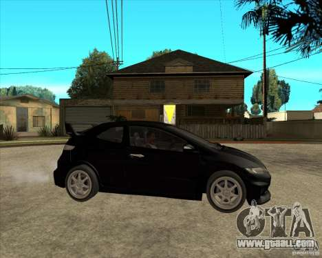 2009 Honda Civic Type R Mugen Tuning for GTA San Andreas