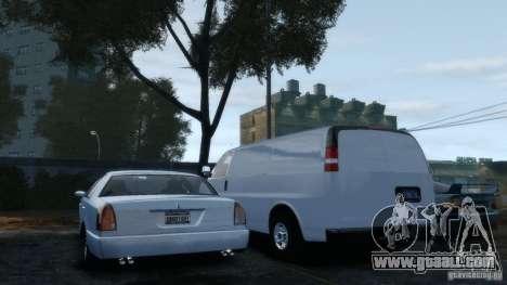 GMC Savana 2500 v1.0 for GTA 4 right view