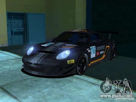 Porsche Cayman S NFS Shift for GTA San Andreas side view