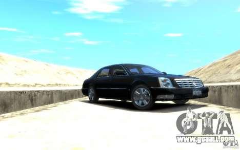 Cadillac DTS v 2.0 for GTA 4