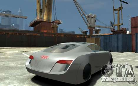 Audi RSQ Concept for GTA 4 right view