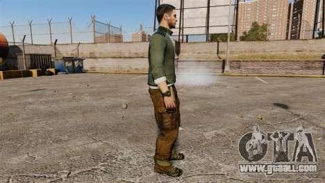 Sam Fisher v4 for GTA 4 second screenshot