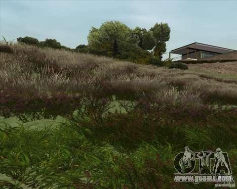 Grass form Sniper Ghost Warrior 2 for GTA San Andreas third screenshot