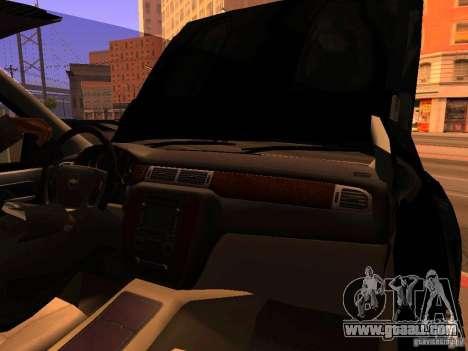 Chevrolet Silverado HD 3500 2012 for GTA San Andreas side view