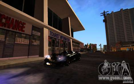 ENBSeries by Gasilovo Final Version for GTA San Andreas third screenshot