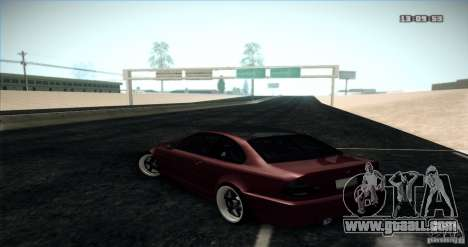 ENB Graphics Mod Samp Edition for GTA San Andreas seventh screenshot
