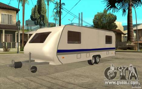 Trailer for the Renault Avantime for GTA San Andreas