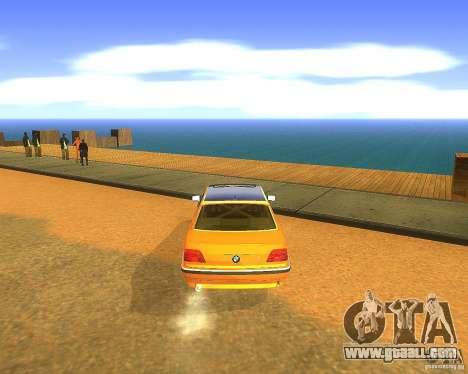BMW 750iL e38 Drift Tune for GTA San Andreas right view