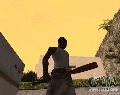 Guns Pack for GTA San Andreas seventh screenshot
