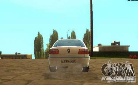 Opel Omega B 1997 for GTA San Andreas right view