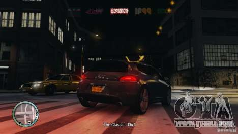 Coloured Radio HUD for GTA 4 seventh screenshot