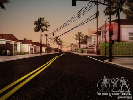 New Roads v1.0 for GTA San Andreas third screenshot