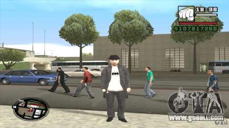 Serial killer for GTA San Andreas second screenshot