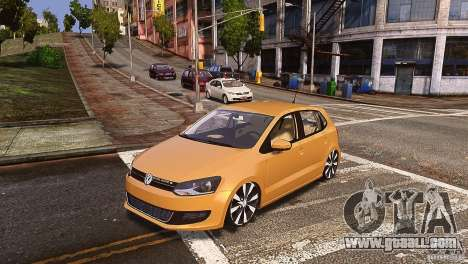 Volkswagen Polo for GTA 4