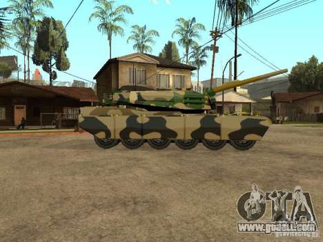 Camouflage for Rhino for GTA San Andreas