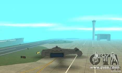 YT-2400 Gazette for GTA San Andreas