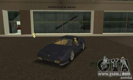 Ferrari 328 GTB for GTA San Andreas