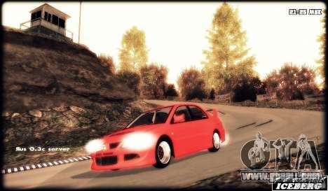 Ebisu West for GTA San Andreas