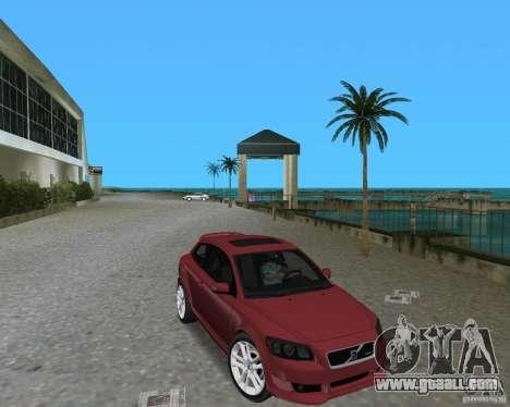 Volvo C30 for GTA Vice City