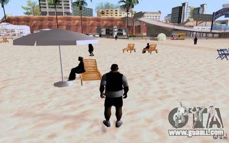 Reality Beach v2 for GTA San Andreas sixth screenshot