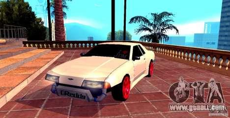 Elegy Drift Masters v0.2 for GTA San Andreas
