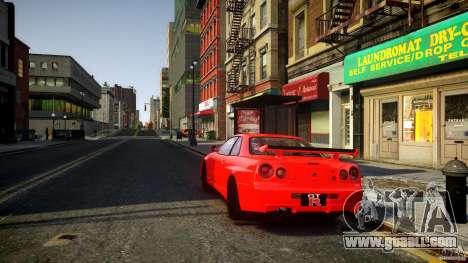 iCEnhancer 2.1 Custom for GTA 4 third screenshot