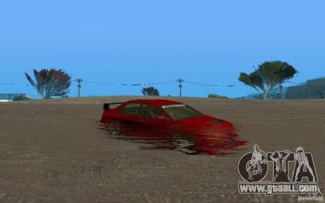 ENB Realistic Water for GTA San Andreas
