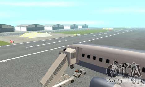 Airport Vehicle for GTA San Andreas fifth screenshot
