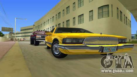 Buick Roadmaster 1994 for GTA Vice City left view