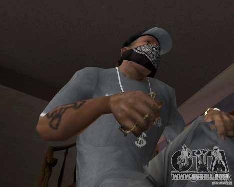 Kastet for GTA San Andreas second screenshot
