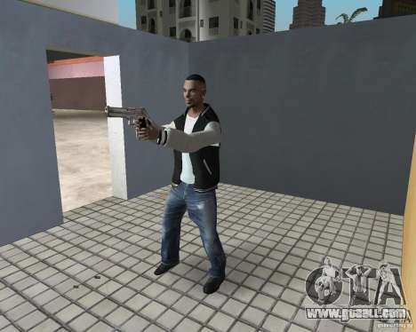 Luis Lopez for GTA Vice City third screenshot
