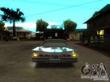 Voodoo in GTA IV for GTA San Andreas inner view