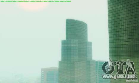 Marty McFly ENB 2.0 California Sun for GTA San Andreas second screenshot