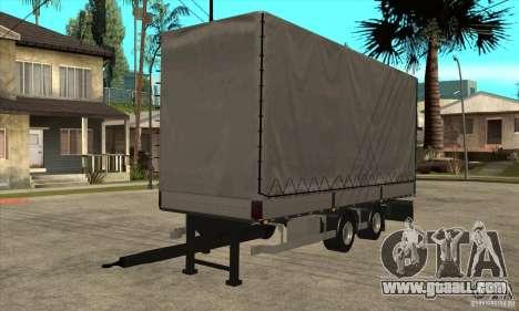 Trailer for GTA San Andreas