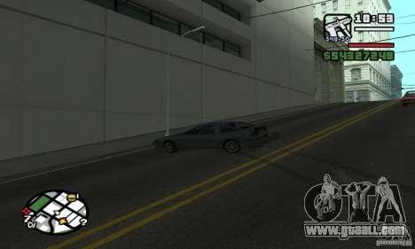 Drift-Drift for GTA San Andreas forth screenshot