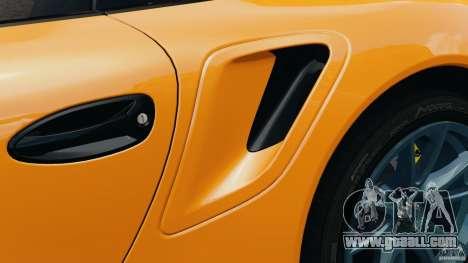 Porsche 911 GT2 RS 2012 v1.0 for GTA 4