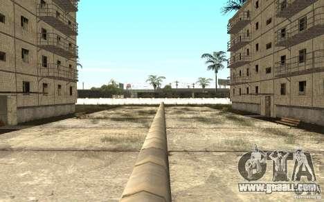 A small Russian town on Grove Street for GTA San Andreas sixth screenshot